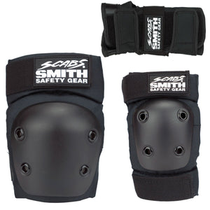 Smith Scabs - Tri Pack Youth (Black)