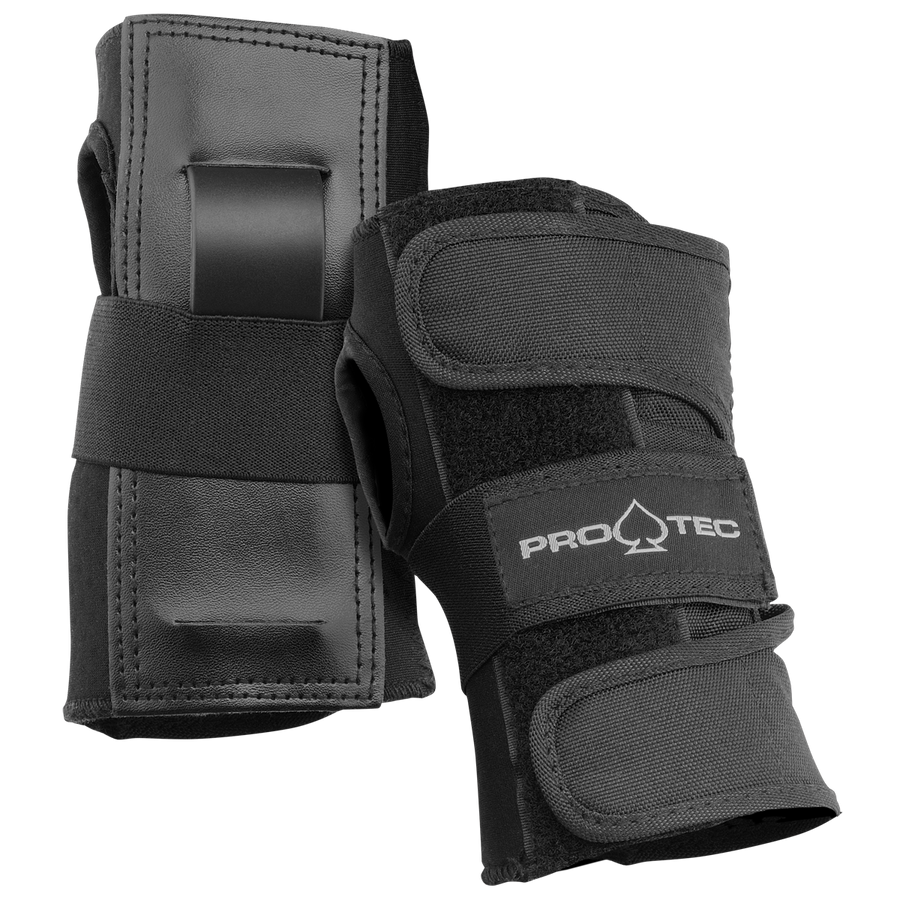 Protec - Street Wrist Guards (Black)