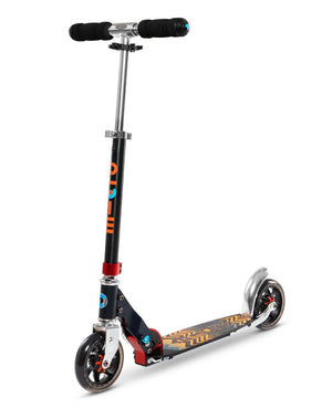 Micro Speed + Scooter (Black)