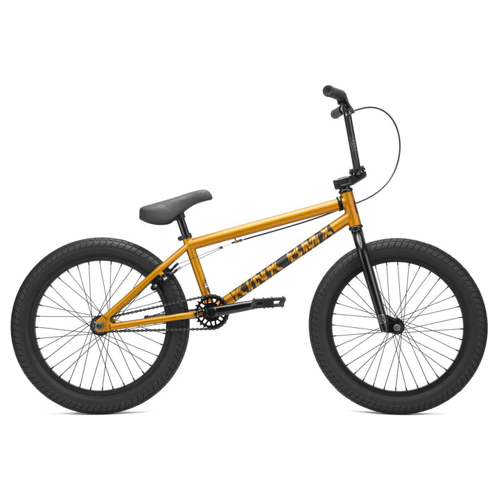 "Kink Curb 20"" BMX (Matte Orange Flake)"