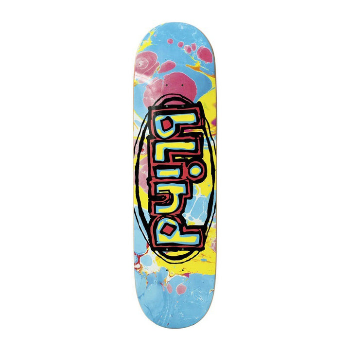 "Blind OG Oval RHM Blue Youth Skateboard Deck (7.0"")"