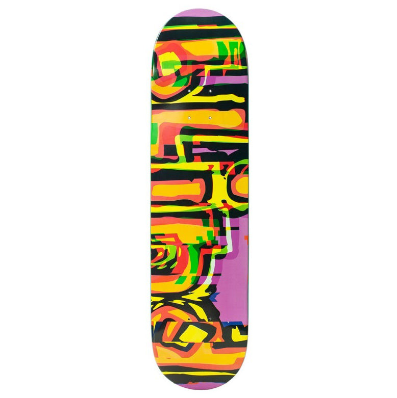 "Blind Glitch RHM Purple Skateboard Deck (7.75"")"