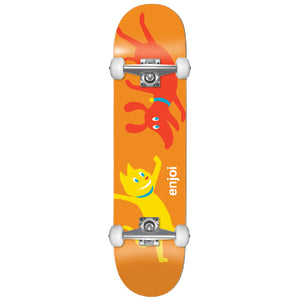 "Enjoi Cute Pet Micro Complete Skateboard Soft Top (6.5"")"