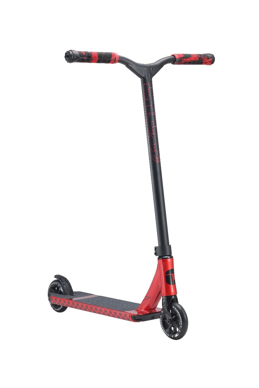 Envy Colt S4 Complete Scooter (Red)