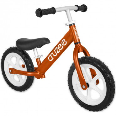 Cruzee UltraLite Balance Bike - Orange