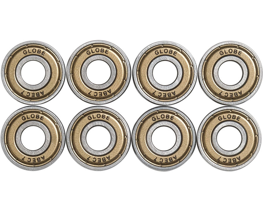 Globe Abec 7 Bearings (Set of 8)