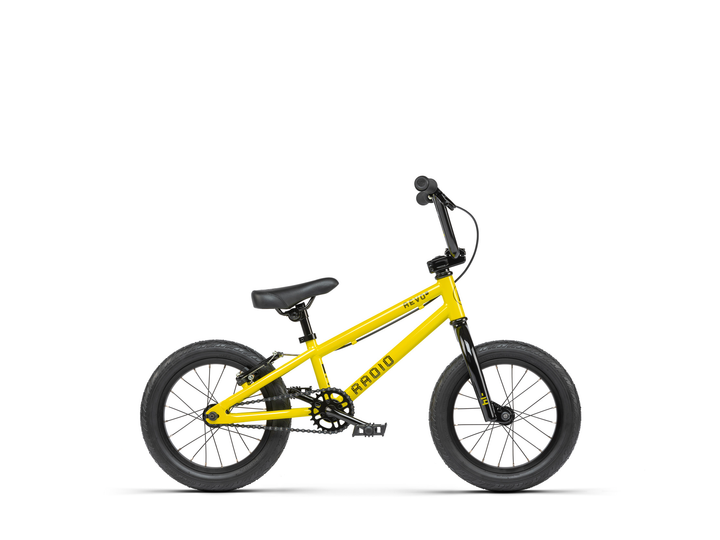 "Radio Revo 14"" BMX (Lemon)"