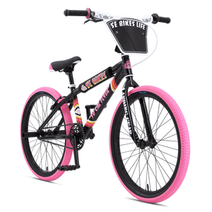 "SE Bikes So Cal Flyer 24"" BMX (Black)"
