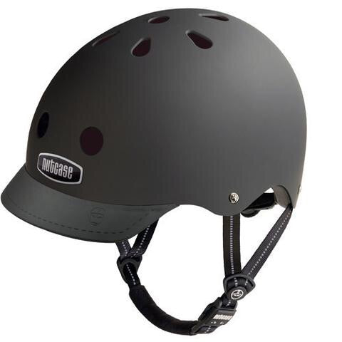 Nutcase Helmet - Matte Black Small