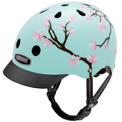 Nutcase Helmet - Cherry Blossom Medium