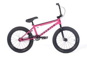 "Cult Juvenile 18"" BMX (Ruby Red)"