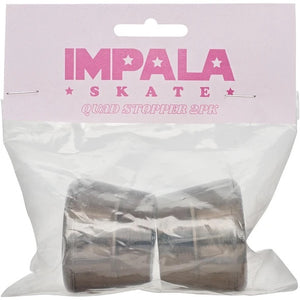 Impala Skate Stoppers - 2 Pack (Black)