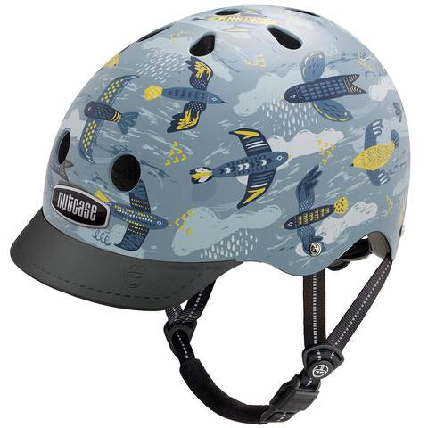 Nutcase Helmet - Feathered Friends (Small)