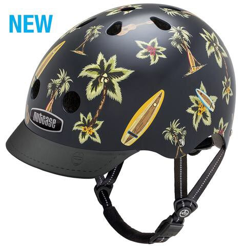 Nutcase Helmet - Hawaiian Shirt Small