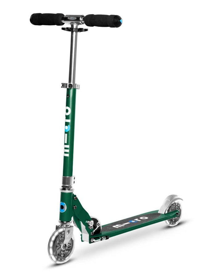 Micro Scooter Sprite Light Up (Forest Green)