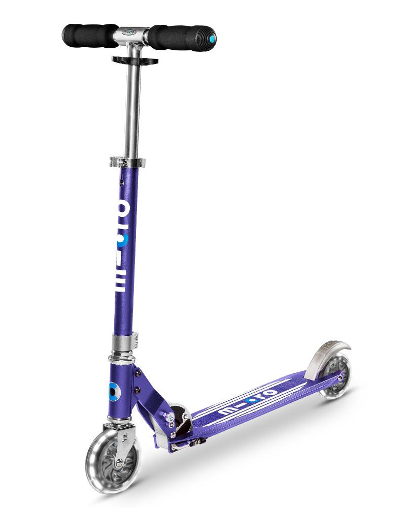 Micro Scooter Sprite Light Up (Blue)