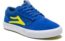 Load image into Gallery viewer, Lakai Footwear Griffin Kids - Blue / Yellow