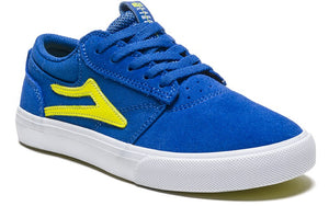 Lakai Footwear Griffin Kids - (Blue / Yellow)