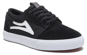 Lakai Footwear - Griffin Kids (Black)