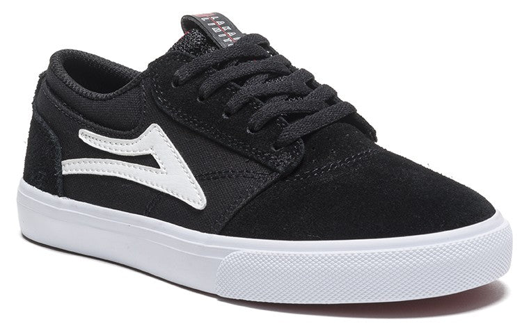 Lakai Footwear Griffin Kids - Black