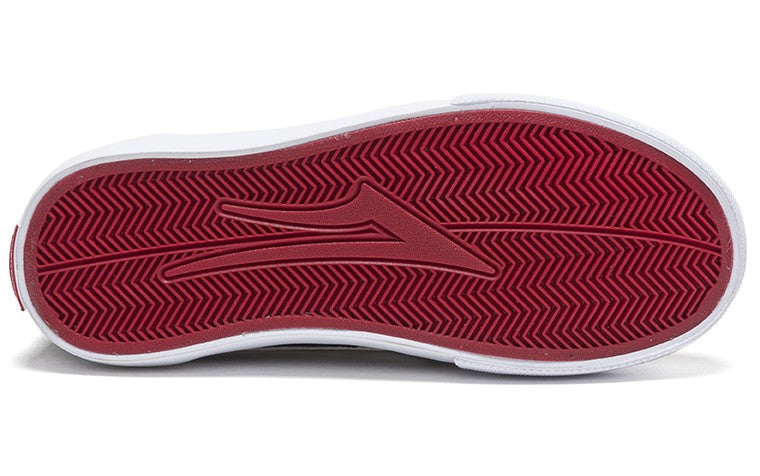 Lakai Footwear Griffin Kids (Burgundy)