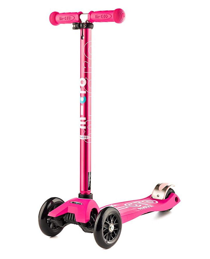 Maxi Micro Deluxe Scooter (Pink)