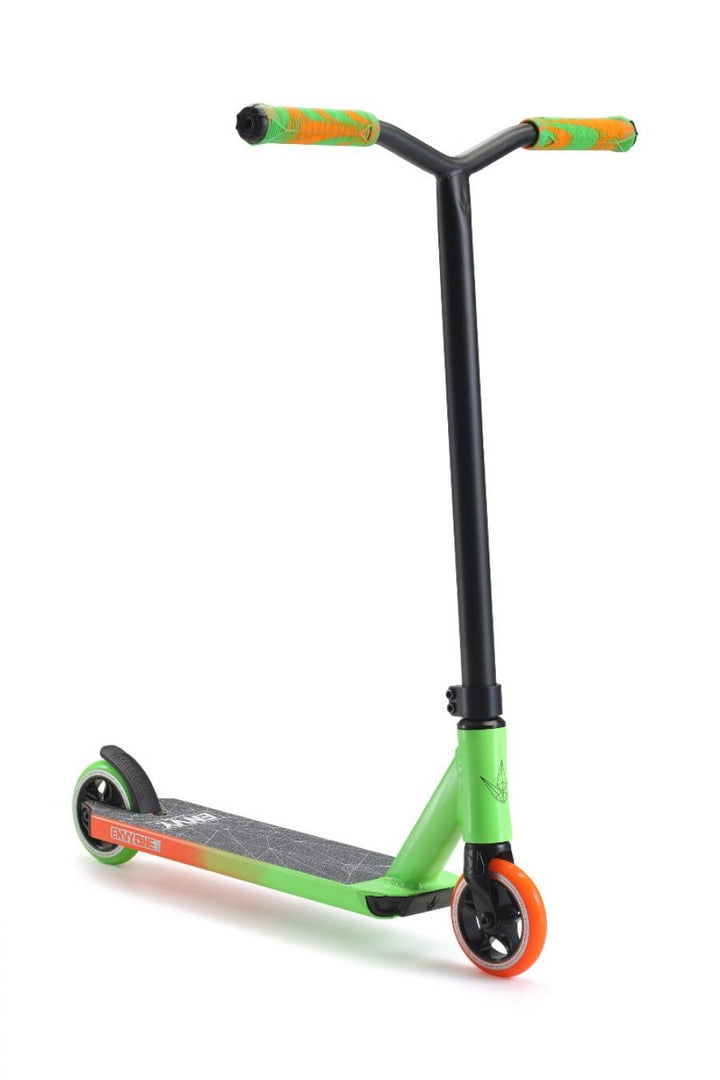 Envy One S3 Complete Scooter (Green / Orange)