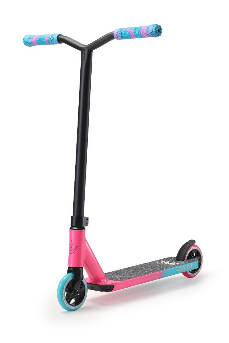 Envy One S3 Complete Scooter (Pink / Teal)