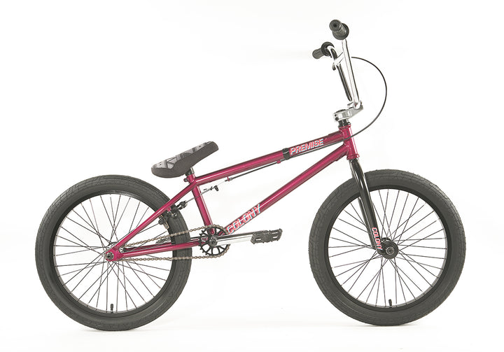 "Colony Premise 20"" BMX (Red)"