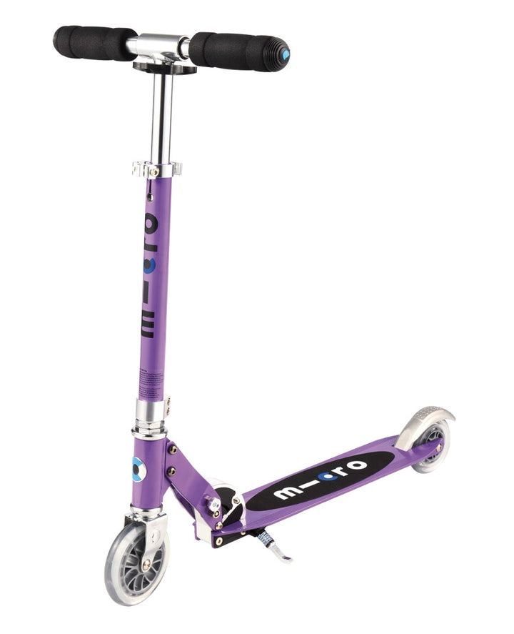 Micro Scooter Sprite (Purple)