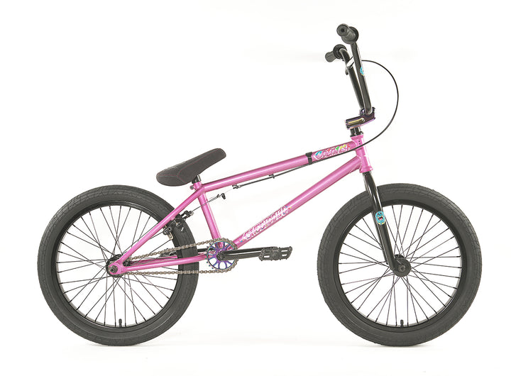 "Colony Sweet Tooth Pro  20"" BMX (Pink)"