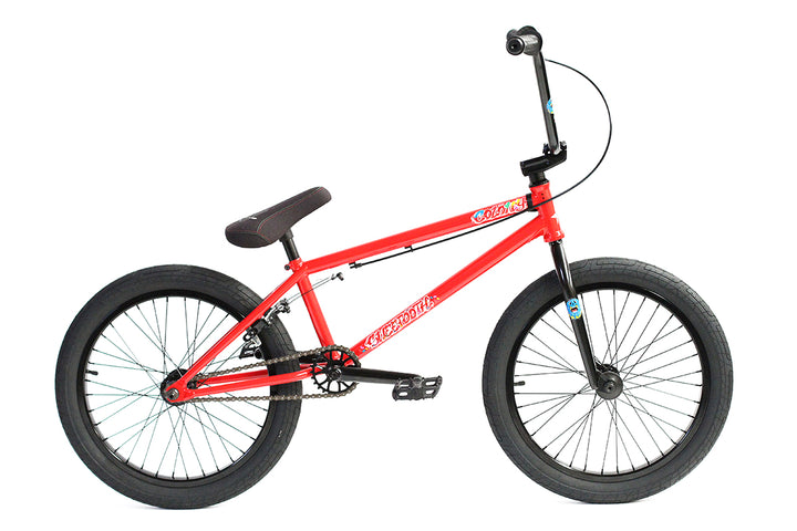 "Colony Sweet Tooth Pro  20"" BMX (Red)"