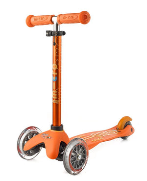 Mini Micro Deluxe Scooter (Orange)