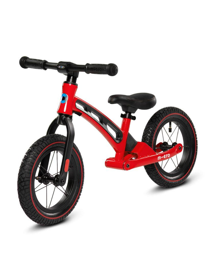 Micro Balance Bike Deluxe (Red)