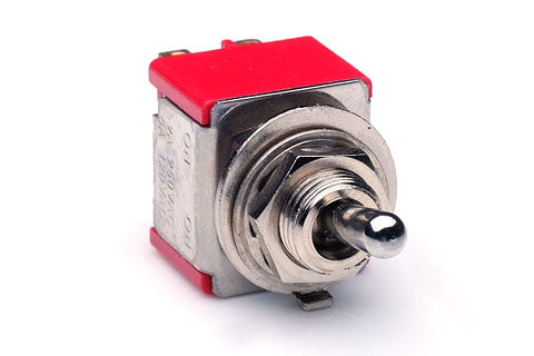 DPDT input selector switch