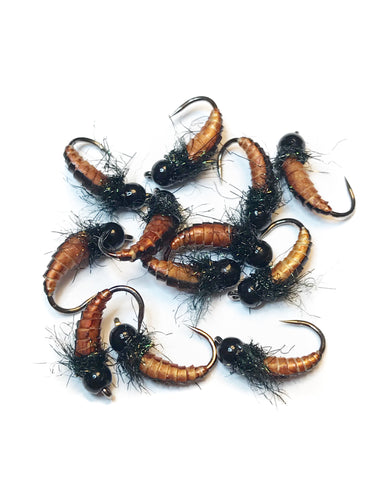 Latex Cased Caddis