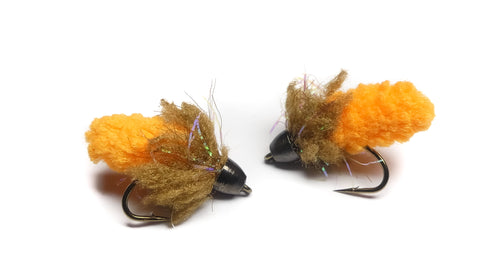 Mop Fly - Orange