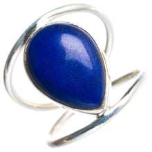 Natural Lapis Lazuli Handmade Unique 925 Sterling Silver Ring 4.5 Y4882