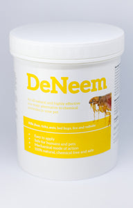 DeNeem | All natural flea killer and repellent