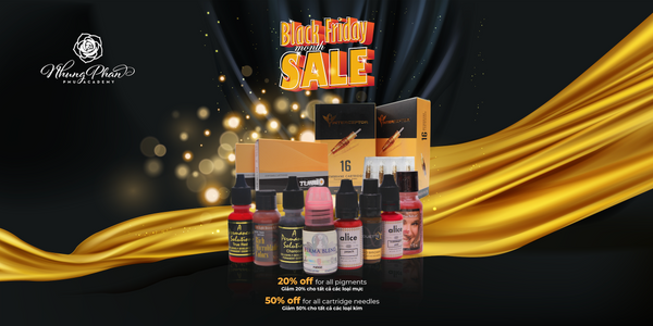 BLACK FRIDAY MONTH SALE - November 2019