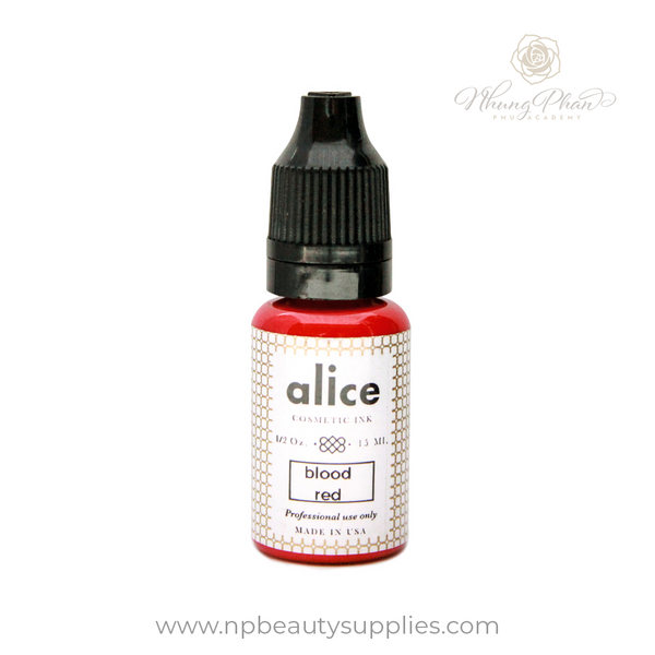 Alice Cosmetic Ink - Blood Red