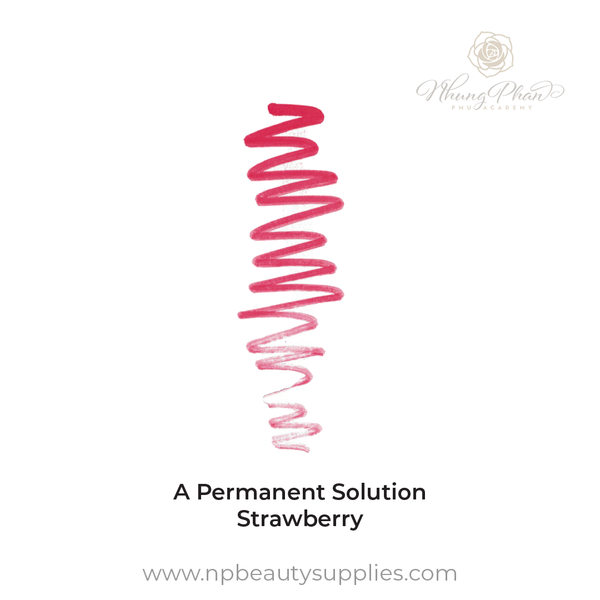 A Permanent Solution - Strawberry