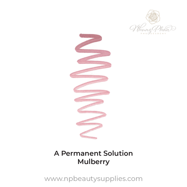 A Permanent Solution - Mulberry