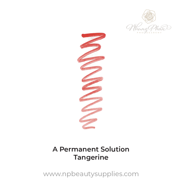 A Permanent Solution - Tangerine