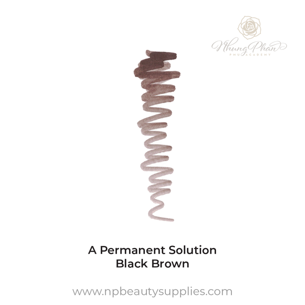 A Permanent Solution - Black Brown