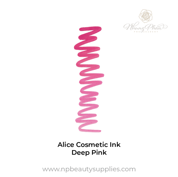 Alice Cosmetic Ink - Deep Pink