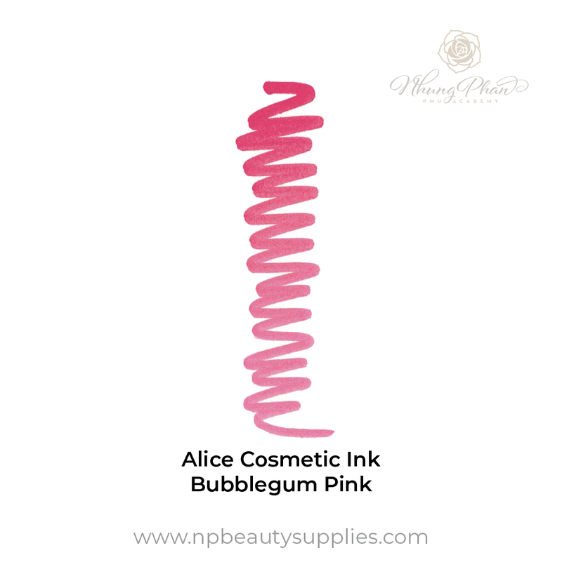 Alice Cosmetic Ink - Bubblegum Pink