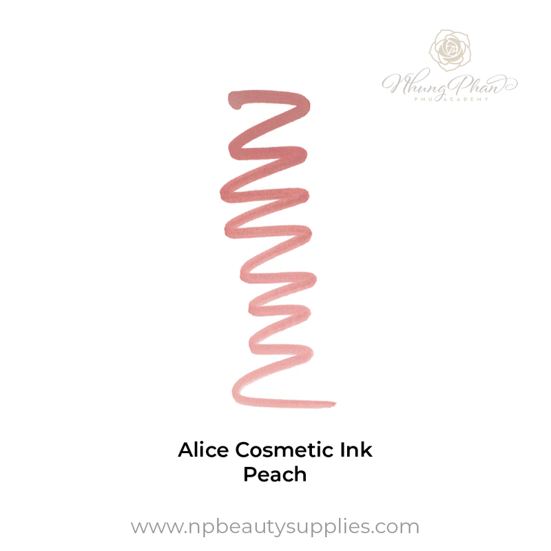 Alice Cosmetic Ink - Peach