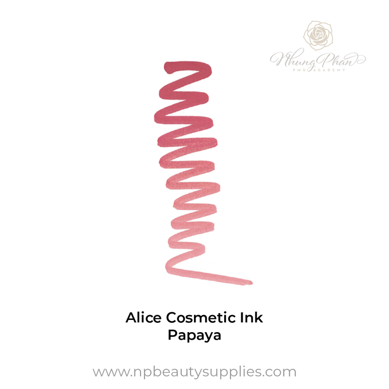Alice Cosmetic Ink - Papaya