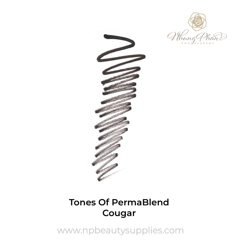 Tones Of PermaBlend - Cougar
